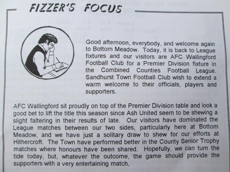Fizz focus