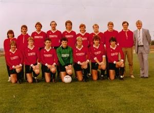 Wallingford Town 1985